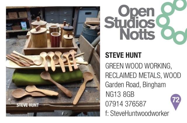 72 Steve Hunt