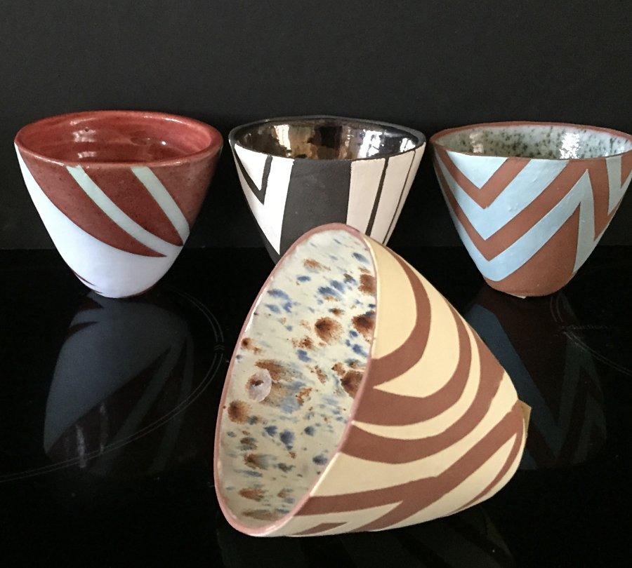Anna Binns - Little Pots