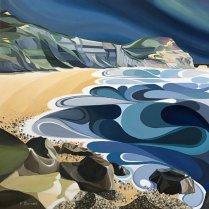Faye Baines - Charmouth Beach