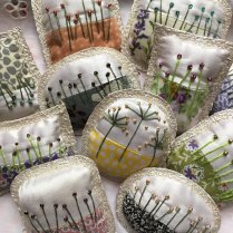 Jane Marrows - Bloom Brooches