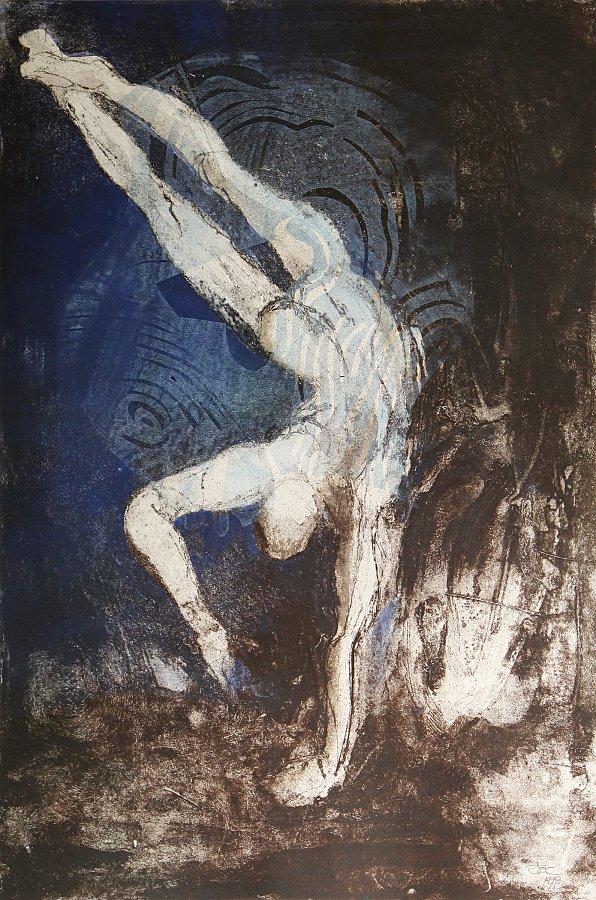 Jeannie Clark - Blue Water