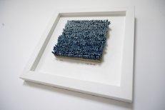 Julie Vernon Mosaics - Blue Drift