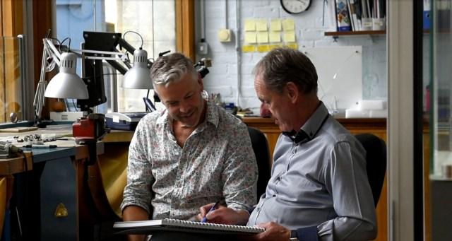 David Fowkes Jewellery - Giles & David