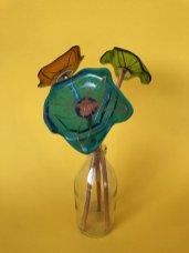 katherine wilson number8glass flowers - katherine wilson