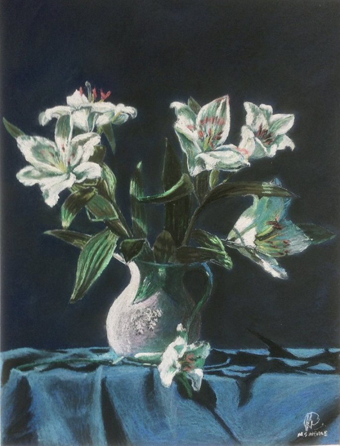 Lilies - Maxwell Neale