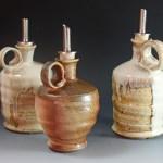 Carl Gray Oil pouring bottles