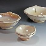 Carl Gray Square bowls
