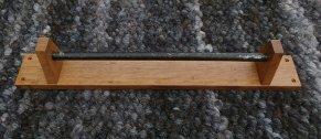 Mark Greene - Oak Towel Rail