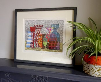 Sophie Robins -Overlapping Pots - sophie.robins@yahoo.co.uk