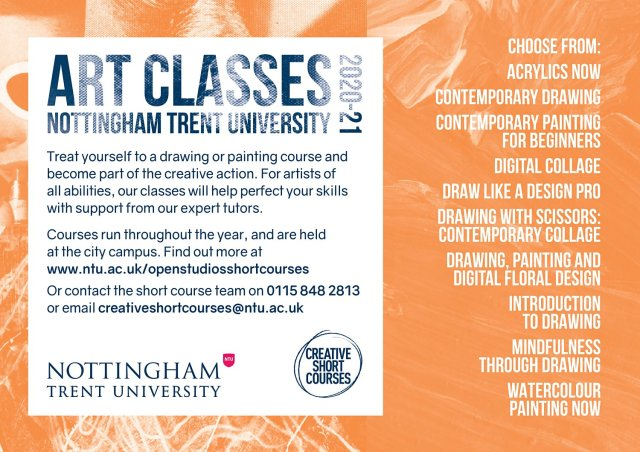 NTU Creative Short Courses