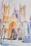 Clare Watson - Lincoln Cathedral
