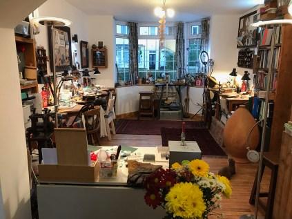Helen Domleo - Studio