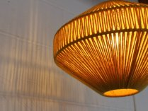 Janie Knitted Textiles - Capsule pendant light