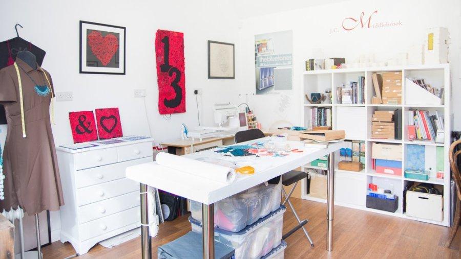 Jayne Childs - Studio