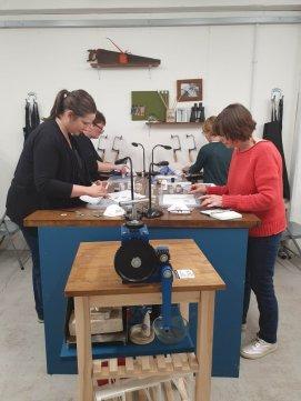 Nottingham Jewellery School - njs enamelling