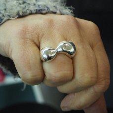 Nottingham Jewellery School - wax cast ring