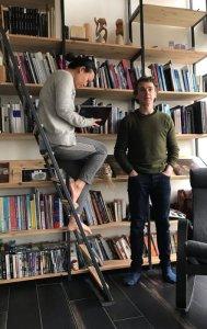 The HopBarn - Jon _ Angie @kKolibrary