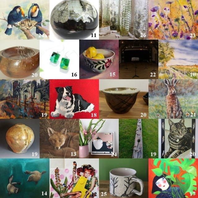Artists - East Notts