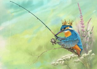 Bill Bolton, Kingfisher