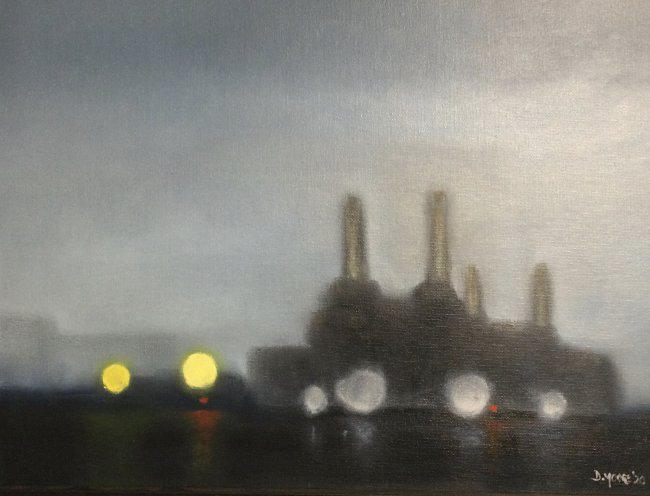 David Moore - Battersea Power Station
