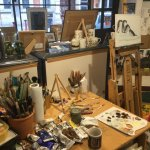 David Moore - studio