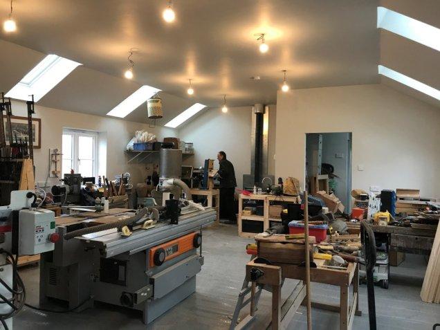 Peter Livesley - workshop