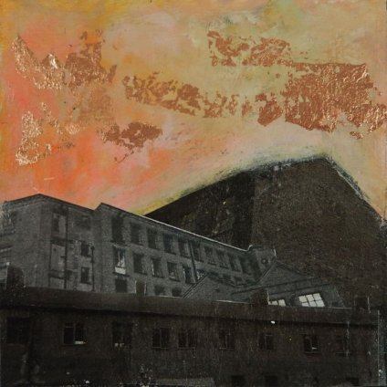 Corrina Rothwell, 'No.15', acrylic and mixed media on panel, 10x10, £55