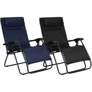chaise longue confort pliante robuste