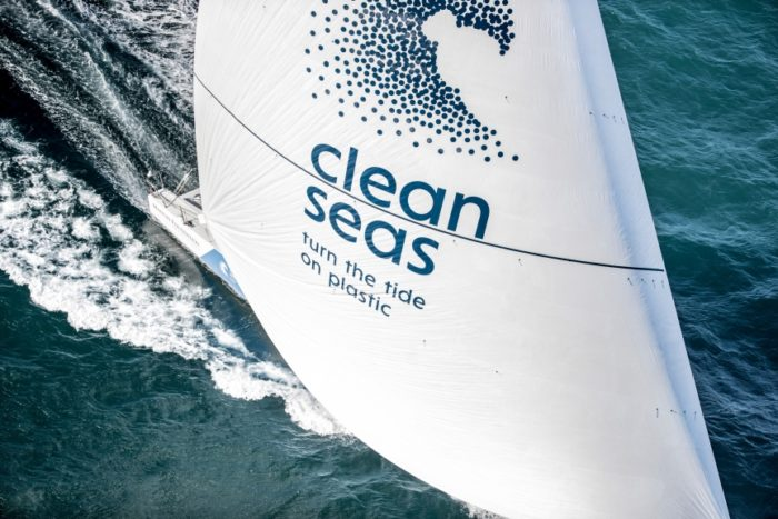 Leg Zero, Prologue, Turn The Tide on Plastic training before the Prologue in Lisbon, Portugal. Photo by Ainhoa Sanchez/Volvo Ocean Race. 05 October, 2017