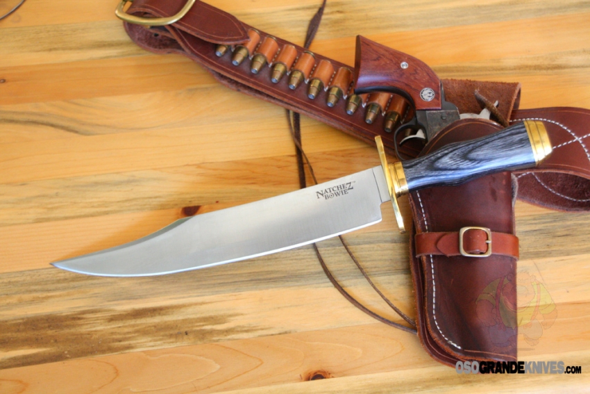kitchen sheers crocks cold steel natchez bowie knife sk-5 fixed blade ...
