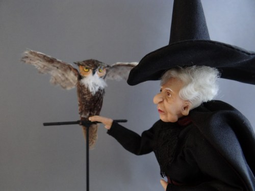 owls are witches