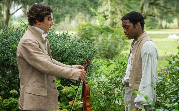 film title: 12 YEARS A SLAVE (2013) TWELVE YEARS A SLAVE