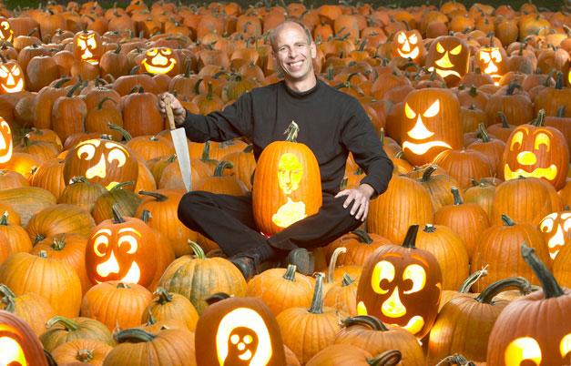Fastest Pumpkin Stephen Clarke