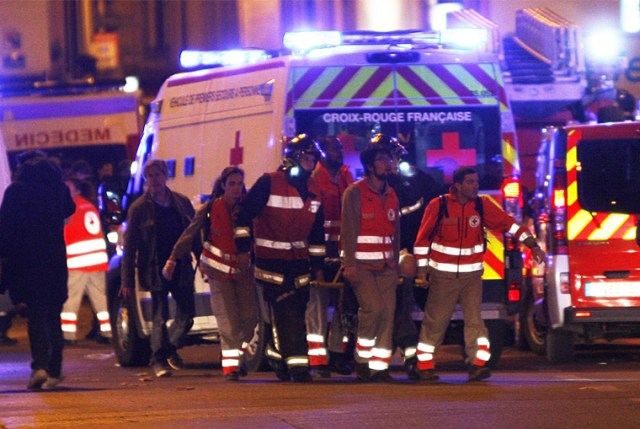 Paris attacks (November 2015)