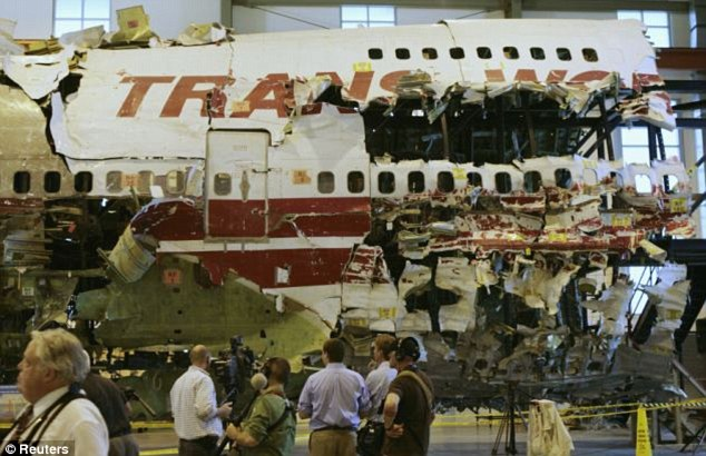 TWA Flight 841 Terrorist attacks