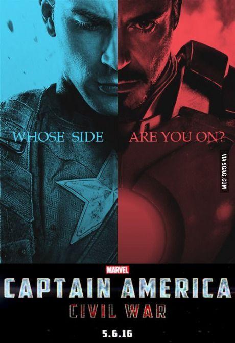 Captain Americ Civil War