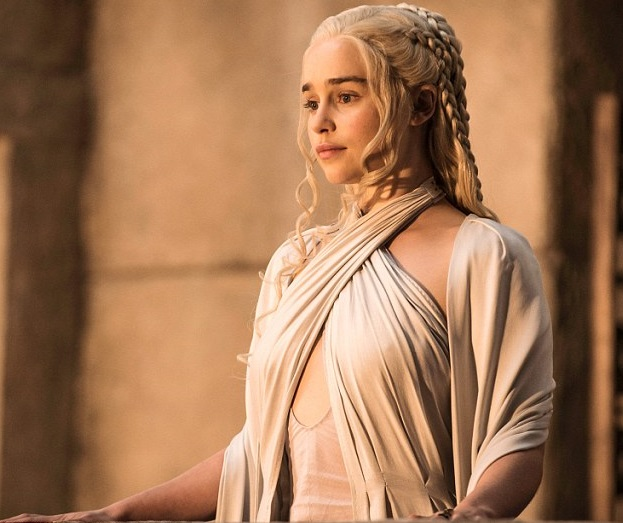 Emilia Clarke to perfect her role as Khaleesi