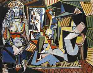 Pablo-Picasso-Women-of-Algiers-Version-O-1955-Courtesy-of-Libby-Howie