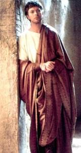 THE LAST TEMPTATION OF CHRIST, David Bowie, (as Pontius Pilate), 1988. ©Universal Pictures.
