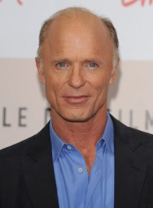 ROME - OCTOBER 25: Actor Ed Harris attends the Appaloosa Photocall during the 3rd Rome International Film Festival held at the Auditorium Parco della Musica on October 25, 2008 in Rome, Italy. (Photo by Pascal Le Segretain/Getty Images)