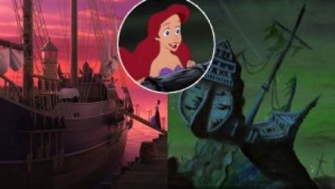 set_frozen_little_mermaid_ship_theory