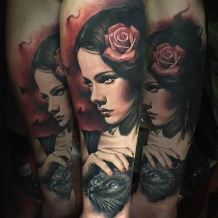 the-london-tattoo-convention-2015-artists-benjamin-laukis-catlady