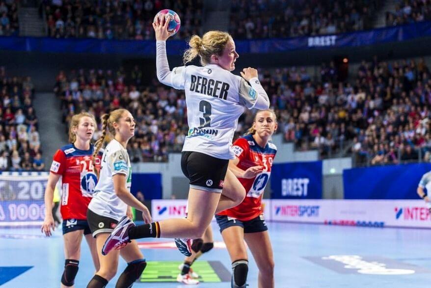 handball em deutsche handballerinnen
