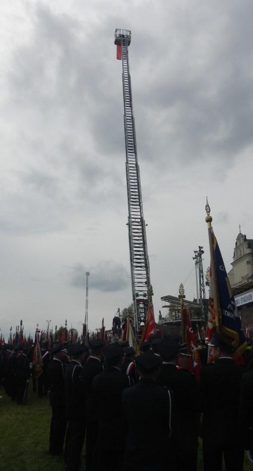 VII Ogólnopolska Pielgrzymka Strażaków na Jasną Górę