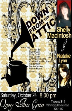 Shelly MacIntosh - Down From the Attic