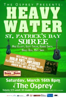 Heavy Water St. Pats