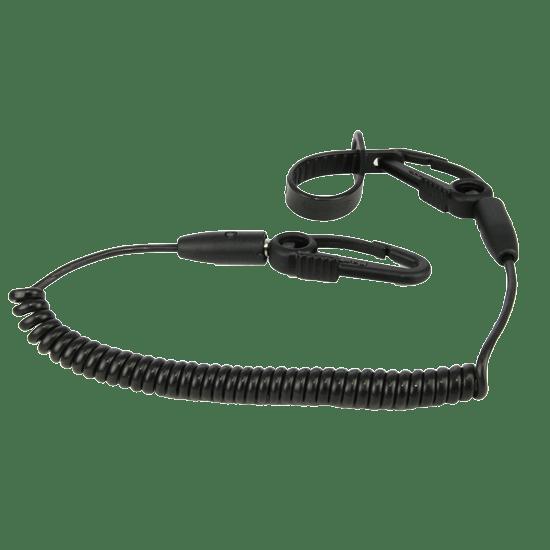 Flex Coil Leash 2