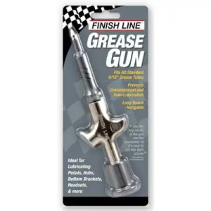 Finish Line Grease Gun