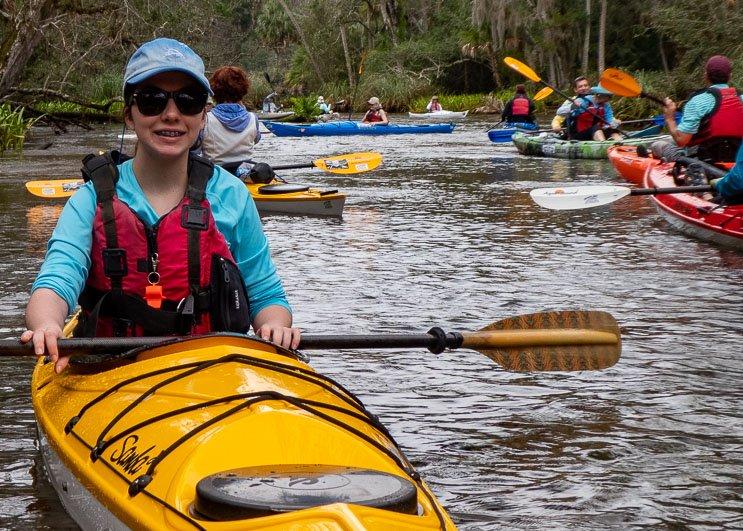 Kayaking Crew 44
