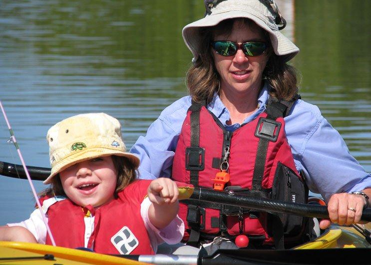 Kayaking Crew 60